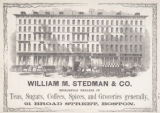 William M. Stedman and Co.