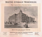 Boston Storage Warehouse, West Chester Park & Westland Avenue.