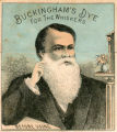 Buckingham's dye for the whiskers: Prepared by R. P. Hall & Co., Nashua, N.H.