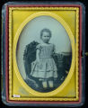 [Henry Lawrence Whitney, age 3, fall 1856].