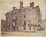 [Residence of John F. Andrews, corner of Hereford Street and Commonwealth Avenue, 1888].