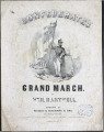 Confederates' grand march