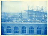 059- General View from L. B. Bidwell's Office. In the South Station Collection.
