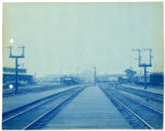 040- [Looking from Station towards Tower?]. In the Boston & Albany R.R. – Boston Yard...
